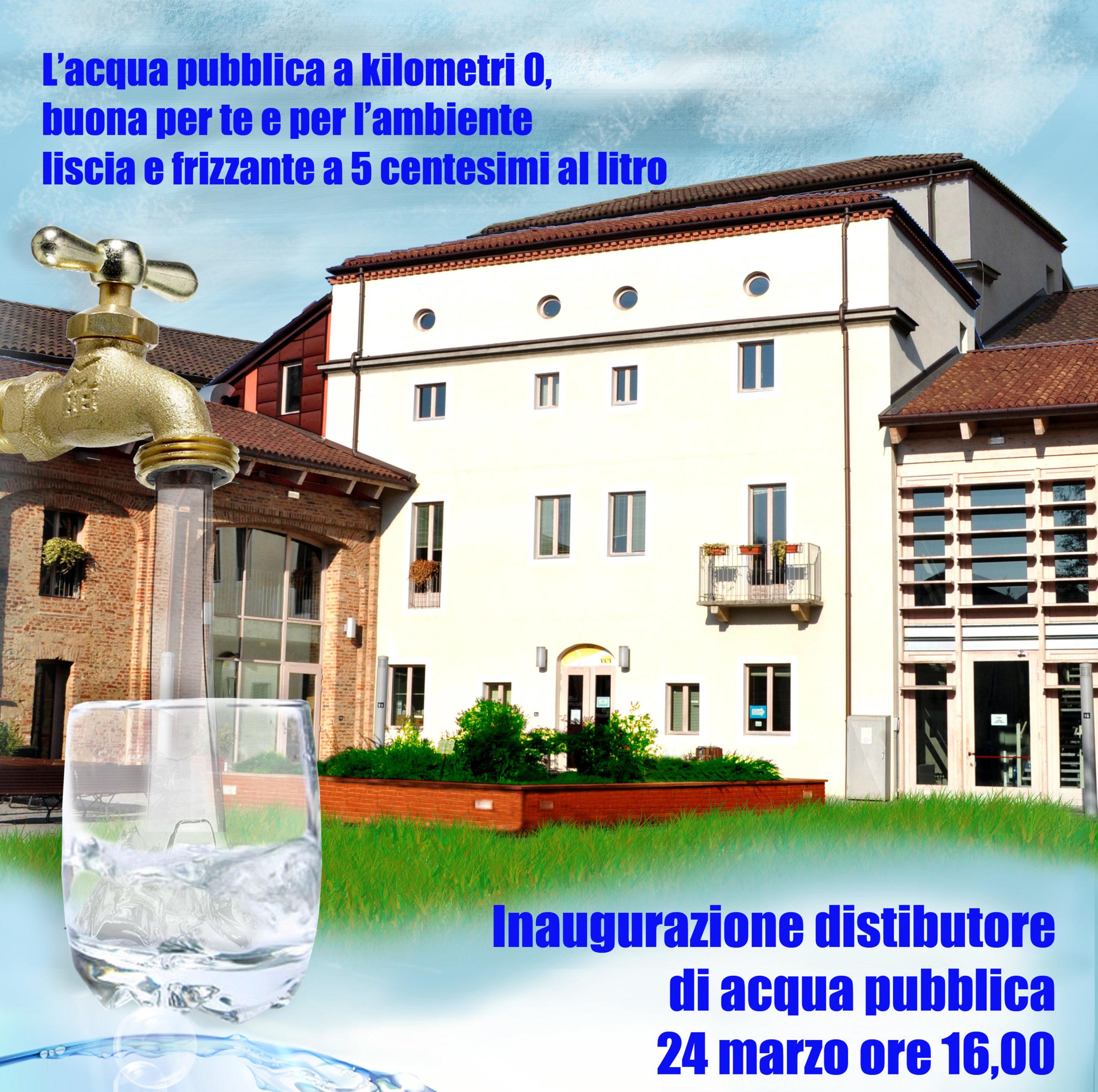 Acqua pubblica locandina