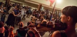 29 luglio Balli folk e musica con i Cuckoo's Nest