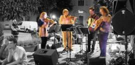 8 luglio Balli folk e musica con i Gran Pastis