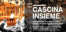 Dal 26 settembre CASCINA INSIEME!!!!