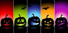 Serata di Halloween per famiglie