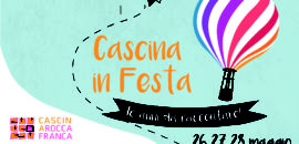26-27-28 maggio Cascina in Festa