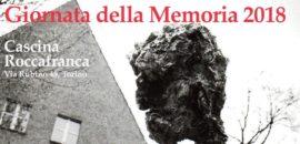 """18/1-6/2 rassegna """"Giornata della Memoria 2018"""""""