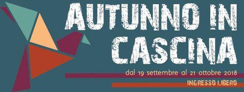 AUTUNNO IN CASCINA dal 19 settembre