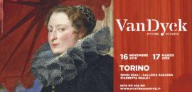 """15 febbraio Visita museale guidata alla mostra """"Van Dyck, pittore di corte"""""""