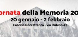 Giornata della Memoria 2019  dal 20 gennaio al 2 febbraio