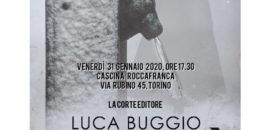 Venerdì 31 gennaio Leggermente incontra Luca Buggio