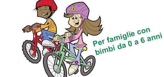 Partecipa alla Biciclettata per famiglie del 26 maggio!