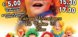 16 febbraio Carnevale con Sorridiamo onlus