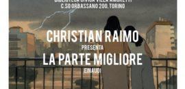 Giovedì 21 febbraio Leggermente incontra Christian Raimo