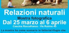 """Dal 25/3 al 5/4 """"Relazioni naturali"""" mostra fotografica"""