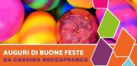 Auguri di Buone Feste dalla Cascina!