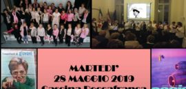 Martedì 28 maggio Il coro My Fair Lady presenta: LA VITA E' BELLA…in musica