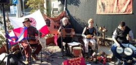 24 luglio balli folk e musica con i Musicanti di Halanwà