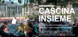 Dal 30 settembre riparte Cascina Insieme!
