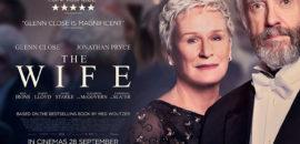 """Giovedì 28 novembre Proiezione del film """"The wife"""""""