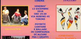 Venerdì 13 dicembre Insieme per Cascina, Festa nell'ambito di DonaXCascina