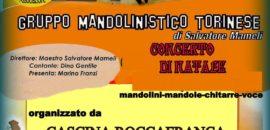 Giovedì 19 dicembre Concerto di Natale di mandolini
