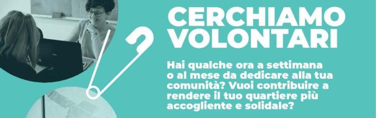 Cerchiamo Volontari a Cascina Roccafranca e Casa nel Parco!