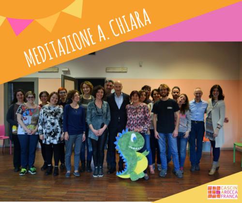MEDITAZIONE ALBERTO CHIARA